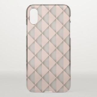 Pale Dogwood Pink Boho Arrows iPhone X Case