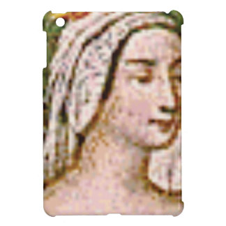 pale fair queen iPad mini covers