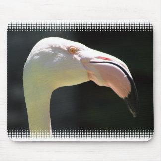 Pale Flamingo Mousepad
