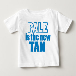 Pale is the new Tan Baby T-Shirt
