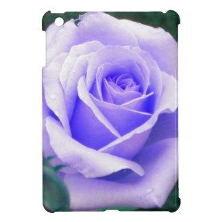 Pale Lavender  Purple Rose iPad Mini case