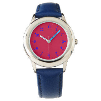 Pale Liberty Red Wrist Watches