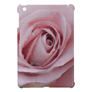 pale pink rose case for the iPad mini