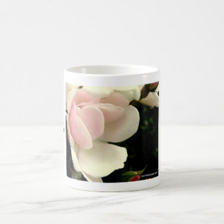 Pale Pink Rose Mug with I Love You and Name
