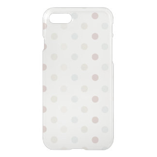 Pale Polka Dot iPhone 8/7 Case
