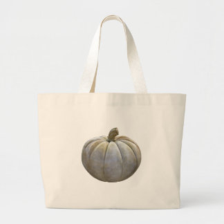 Pale Pumpkin Large Tote Bag