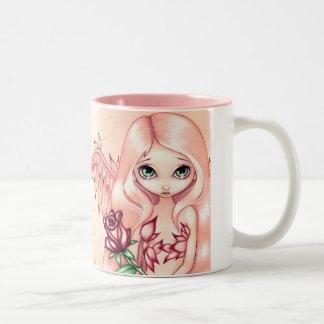 """""""Pale Rose"""" Mug"""