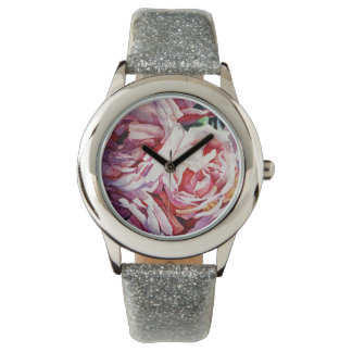 'Pale Roses' Watch