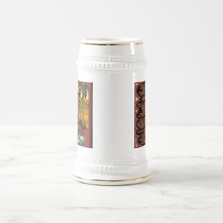Pale Snail Ale Stien Beer Stein