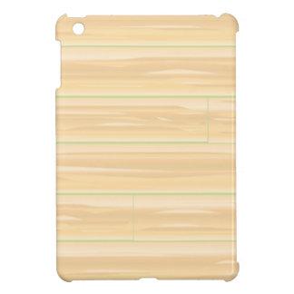Pale Wood Background iPad Mini Case