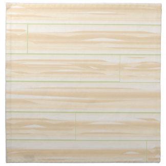 Pale Wood Background Napkin