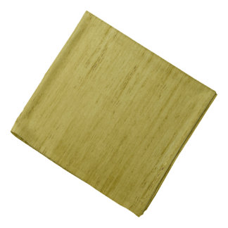 Pale Yellow Stone Structure Bandana
