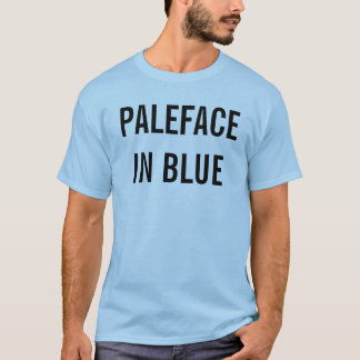 paleface tee