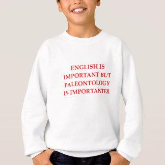 palenotology sweatshirt