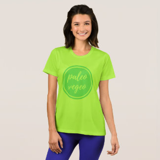 Paleo Vegeo Active Wear T-Shirt
