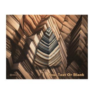 Paleolithic Technology Wood Wall Art