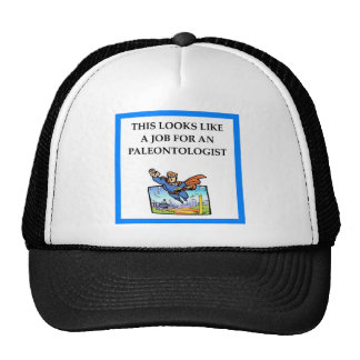 paleontology cap