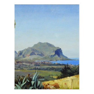 Palermo by Fyodor Bronnikov Postcard