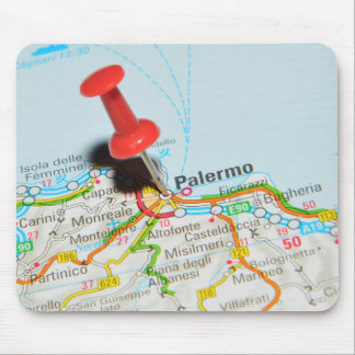Palermo, Italy Mouse Pad