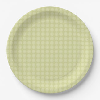 Palest-Lime-Everyday(c) Unisex 9 Inch Paper Plate