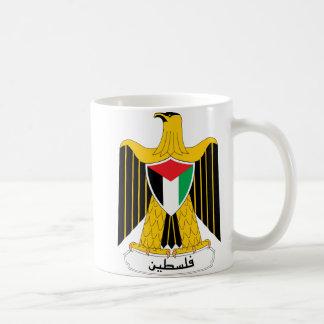 Palestine Coat of Arms Coffee Mug