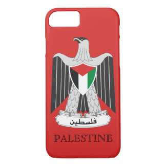 palestine coat of arms iPhone 7 case