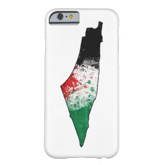Palestine Country Outline Flag iPhone 6 Case