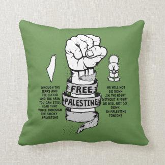 Palestine Cushion