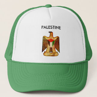 Palestine Eagle Customized Trucker Hat Men Cap