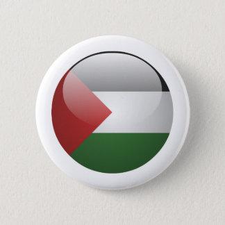 Palestine Flag 6 Cm Round Badge