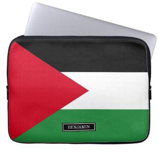 Palestine Flag Laptop Computer Sleeve