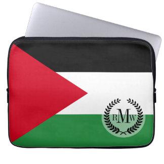 Palestine Flag Laptop Computer Sleeves