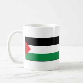 Palestine Flag ~ Map Mug