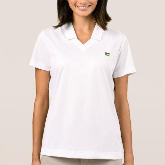 Palestine Flag Polo Shirt