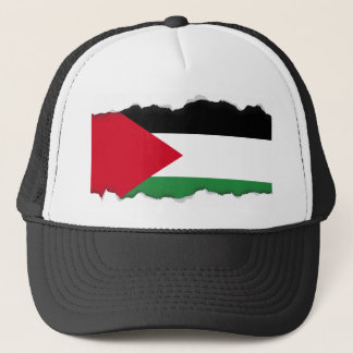 Palestine Flag Trucker Hat