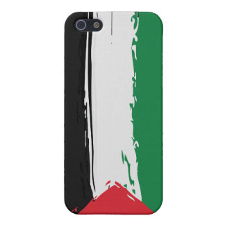 Palestine Grunge Flag iPhone case iPhone 5/5S Cover