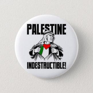 Palestine_Indestructible_by_Latuff2 6 Cm Round Badge