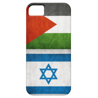 PALESTINE & ISRAEL PEACE FLAG iPhone 5 COVERS