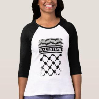 Palestine Keffiyah T-Shirt