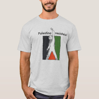 Palestine Resisteix! T-Shirt