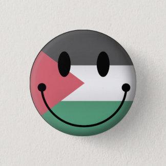 Palestine Smiley 3 Cm Round Badge