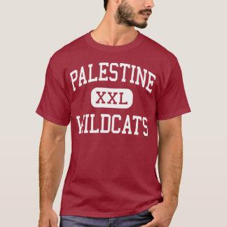 Palestine - Wildcats - Middle - Palestine Texas T-Shirt