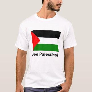 Palestinian%20Flag, Free Palestine! T-Shirt