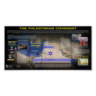 Palestinian Covenant Poster