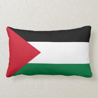 Palestinian flag pillow