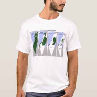 Palestinian Land Map T-Shirt