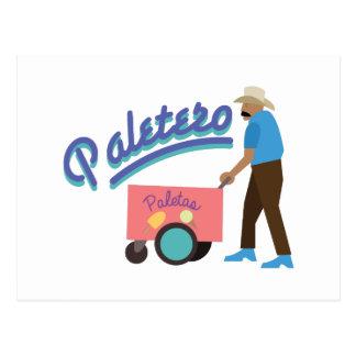 Paletero Postcard