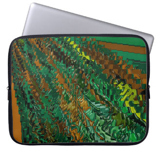Palette of Mother Earth... Laptop Sleeve