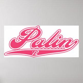 Palin '12 print