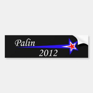 Palin -2012 bumper stickers